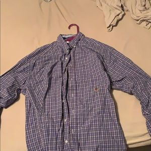 Casual button up Tommy Hilfiger shirt